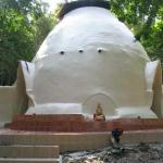 Thailand Sound Temple Dome Designed by Scott Howard http://www.earthenhand.com/Thailand.html